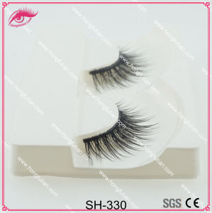 Good Quality Charming Artificial Mink Eyelashes pictures & photos