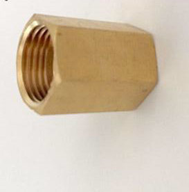 High Quality Double Female Hexagonal Brass Joint Fittings pictures & photos