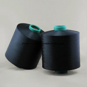 100% Polyester DTY 75D/36f Nim Ddb AA Grade Yarn pictures & photos