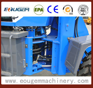 Grass Grasping Machine Wheel Loader Zl20 pictures & photos