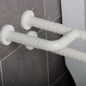 Nylon Grab Bars with Fixed Leg Support pictures & photos