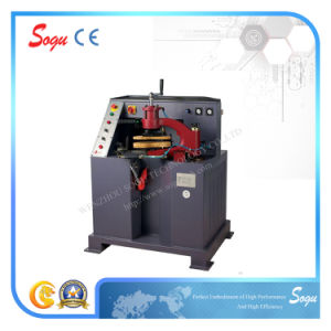 Leather Shoe Sole Outsole Edge Roughing Grinding Making Machine pictures & photos