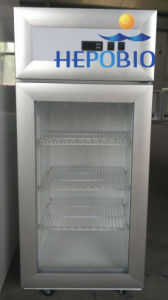 80L Mini Upright Style Medical Refrigerator Medical Equipment/Deep Freezer pictures & photos