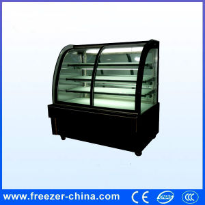 Cake Showcase Refrigerator Display for Supermarket/Confectionery/Pastry Shop pictures & photos