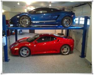 Parking Four Post Parking Lift pictures & photos