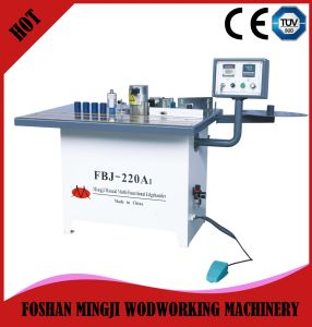 Woodworking Manual Edge Banding Machine for PVC pictures & photos