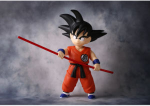 Dragon Ball Z Action Figure Cartoon Character