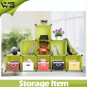 Contemporary Wardrobe Furniture Plastic Beautiful Storage Boxes pictures & photos