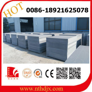 Euro Concrete Block Machine PVC Pallet/Block Pallet for Brick Making Machine pictures & photos