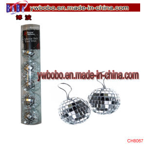 Holiday Decoration Christmas Tree Decoration Mirror Ball Baubles (CH8067) pictures & photos