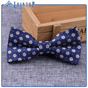 Floral Fancy Dress Bow Tie 100% Silk Handmade pictures & photos
