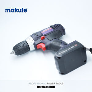 Power Craft Cordless Drill with Powerful Battery pictures & photos