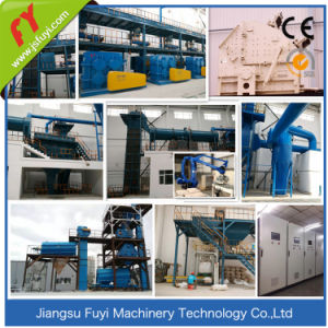 Factory Price potassium sulfate Fertilizer Granulator with CE and SGS certificate pictures & photos