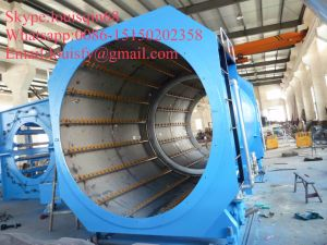 Large Diameter PE Pipe Extrusion Machine pictures & photos