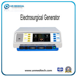 LCD Electrosurgical Generator with Mono-Polar and Bipolar Function pictures & photos