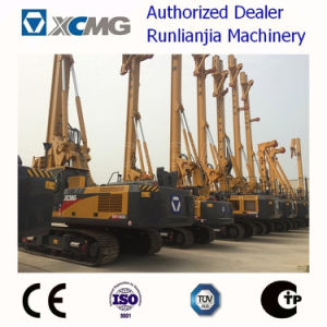 XCMG Xr180d Rotary Hydraulic Drilling Rig with Cummins Engine pictures & photos
