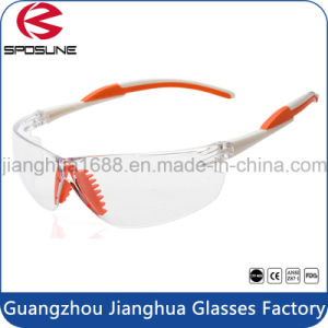 New Design Clear Lens High Protective Googles Industrial Safety Eye Glasses pictures & photos