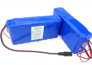 18650 14.8V 8800mAh Rechargeable Lithium Ion Battery Pack (4s4p) pictures & photos