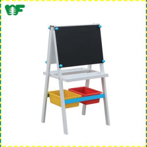 High Quality Wooden Blackboard Child Easel pictures & photos
