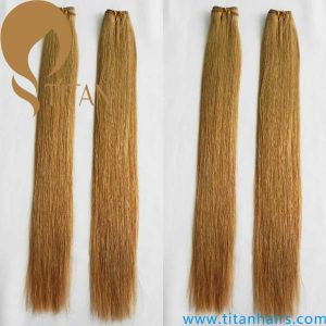 Brazilian Virgin Remy Human Hair Weave (Titan hair 361) pictures & photos