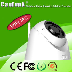 H. 265 Vandalproof & Weatherproof Dome WiFi IP Camera (IP-SHQ30) pictures & photos