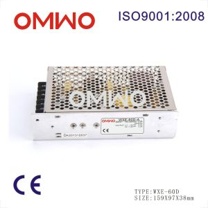 Omwo Wxe-60d-a Dual Ouput Switching Power Supply pictures & photos