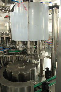 Automatic Juice Bottle Filling and Sealing Machine pictures & photos