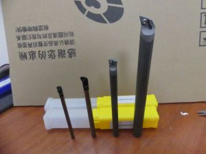 Cutoutil E08k-Sdqcr07 Carbide Boring Bar Carbide Shank with Coolant Boring Bar pictures & photos