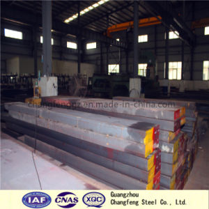 Hot Rolled Plate, Flat Bar Mould Steel (SKS3, O1, 1.2510, 9CrWMn) pictures & photos