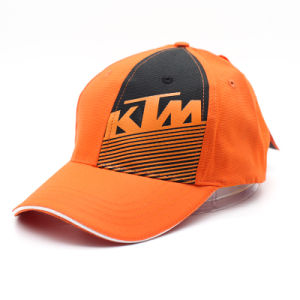 Wholesale Orange Color Ktm Racing Sports Hat (ASC07) pictures & photos