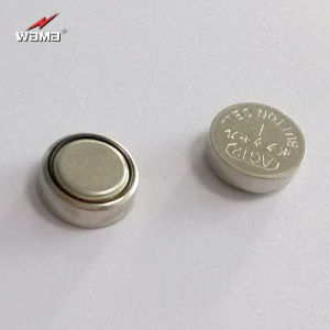 Guangzhou Wama Factory Made AG12 1.5V Button Cell Battery pictures & photos