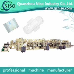 Seven Generation Pads with Wings Machine Sanitary Napkin Machine pictures & photos