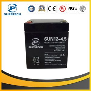 Solar Street Lamp Lead Acid Storage Battery (12V 4.5ah) pictures & photos