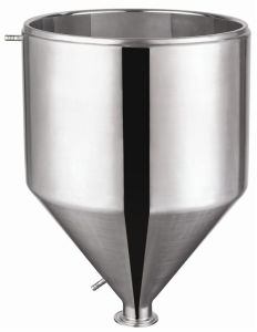 Stainless Steel Feed Hopper for Filling Machine pictures & photos