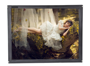 """15"""" LCD Open Frame Infrared Touch Monitor pictures & photos"""