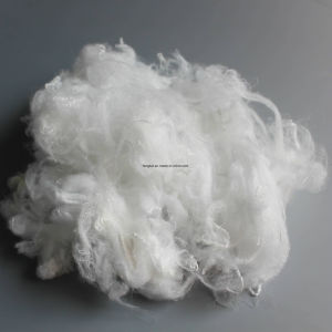 Solid Polyester Staple Fiber- Viscose pictures & photos