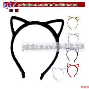 Valentine ′s Gift Cat Ear Headband Hair Accessories (P4039) pictures & photos