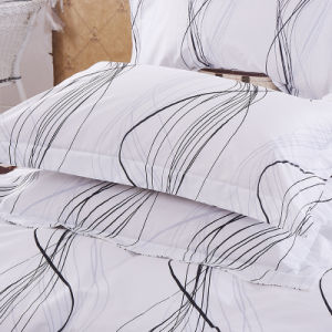 Factory Discount 1000tc Bedsheet Set for Hotel pictures & photos