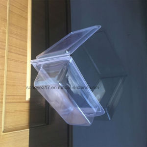 PVC Clear Folded Handware Blister Box pictures & photos