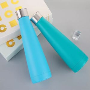 450ml 18/8 Stainless Steel Vacuum Thermos Sport Water Bottle for Promotion (SH-ST22) pictures & photos