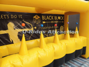 Hoverball Shooting Sports Game Inflatable Archery with Foam tipped arrow pictures & photos
