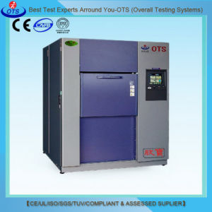 Temperature Fast Change Testing Equipment Thermal Shock Test Chamber pictures & photos