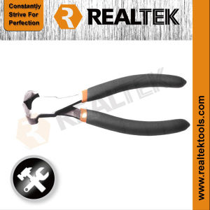 Professional End Cutting Pliers with Bi-Color Dipped Handles pictures & photos