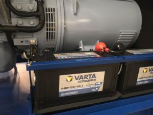 Kipor/Knox Engine Type Kipor Alternator Dse Control Diesel Generator Ks22p pictures & photos