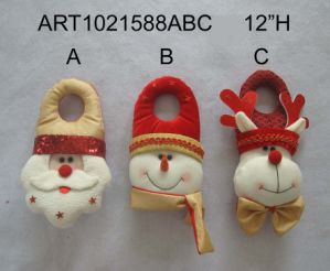 Christmas Gifts Sitting on Fabric Cloud, 3asst-Christmas Decoration pictures & photos