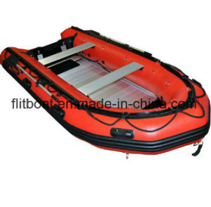 430cm Inflatable Boat pictures & photos