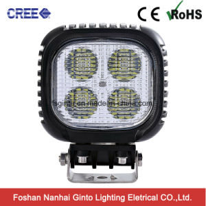 IP68 Waterproof Heavy Duty 40W 5innch CREE LED Driving Light (GT1013B-40W) pictures & photos