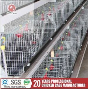 Chicken Layer Battery Cage for Poultry Farm pictures & photos