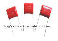 High Voltage Cbb81 PPS Metallized Polypropylene Capacitor pictures & photos