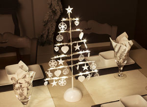 Different Shape Table LED Christmas Decoration pictures & photos